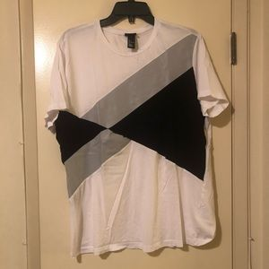 H & M Short Sleeve T-Shirt Men's
